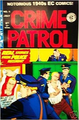 Crime Patrol (Vol  1, No  4 Reprint): EC Comics, Johnny