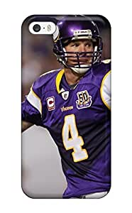 Iphone 5/5s Cover Case - Eco-friendly Packaging(minnesota Vikings )