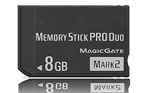 Top-BR Original High speed memory stick Pro-HG Duo 8GB(Mark2) PSP accessories
