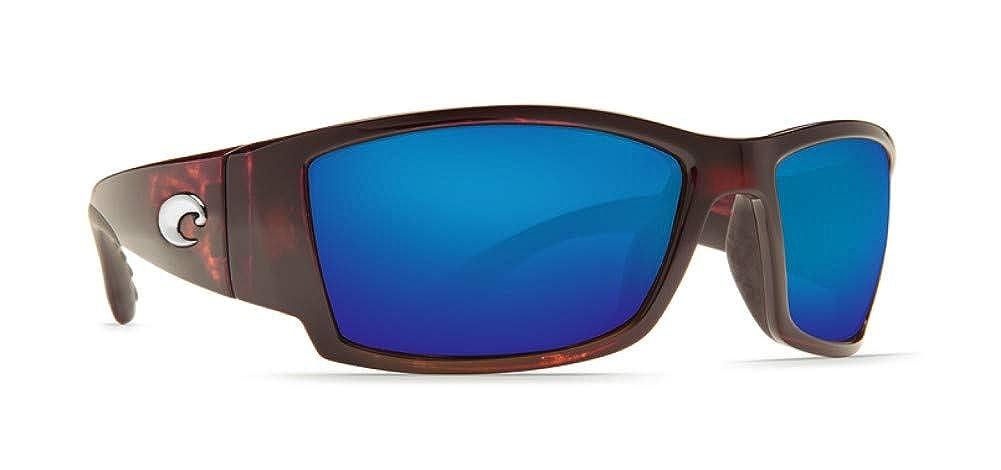 Amazon.com: Costa del Mar Corbina anteojos de sol, tortuga ...