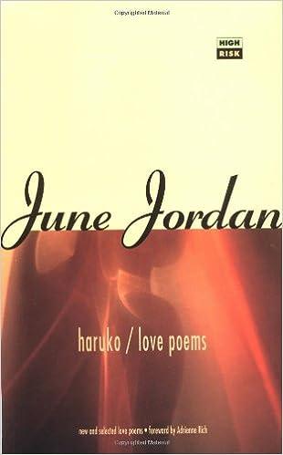 Amazon com: Haruko/Love Poems (High Risk Books) (9781852423230