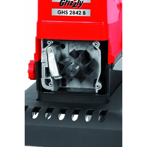 Grizzly GHS2842B Electric Garden Shredder