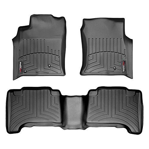 All Weather Weathertech Floor Mat FloorLiner for Lexus GX - 2003-2009 - Black