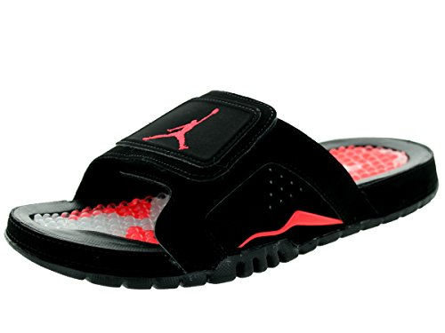 cebcf0dd7ab1 NIKE Jordan Hydro VI Retro Men Sandals Black Infrared 630752-023 - Buy  Online in UAE.