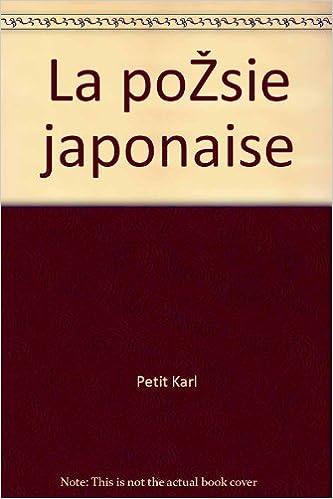 Livres gratuits en ligne La poésie japonaise epub, pdf