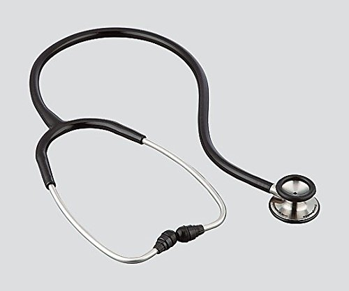 0-4056-11聴診器[フレアーフォネット小児用](ブラック)0137B301   B07BDNRP79