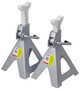 OTC 1773C 6-ton Ratchet Style Jack Stands - Pair