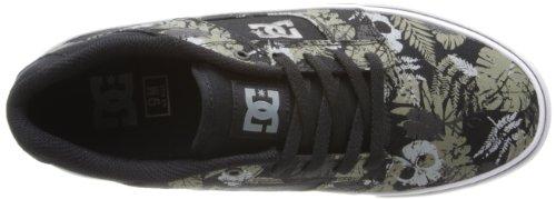 US 7 Black SP DC M Up Men's Sneaker Fashion Bridge Lace Camouflage wp6RHqBRn