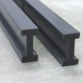 模型材料 ABS製鋼材 I型鋼 B-12L
