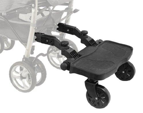 United Kids 506401 Buggyboard - Trittbrett für nahezu alle Kinderwagen