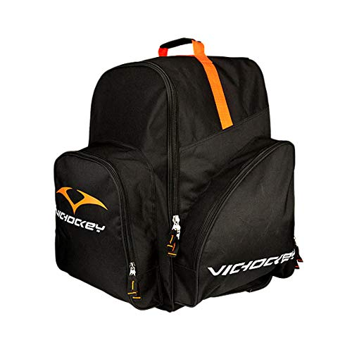 "VIC Hockey Bag | 34"" Wheeled Equipment Backpack 