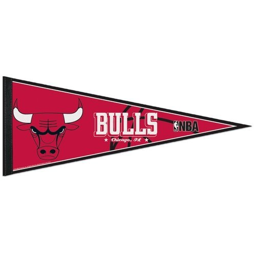 Chicago Bulls Official NBA 29 inch Pennant by Wincraft,12