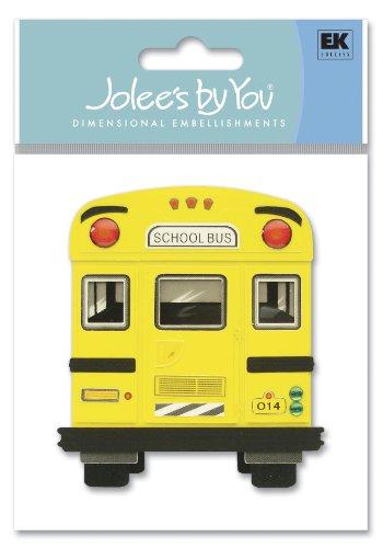 School Embellishment (Jolee's Boutique School Bus)