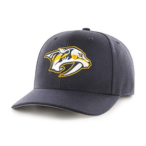 - OTS NHL Nashville Predators Male All-Star Dp Adjustable Hat, Navy, One Size