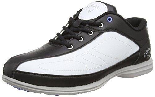 Callaway Playa, Women Golf Shoes, White (White/Black), 5.5 UK (38.5 EU)