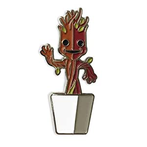 Amazon Com Guardians Of The Galaxy Baby Groot Enamel Pin