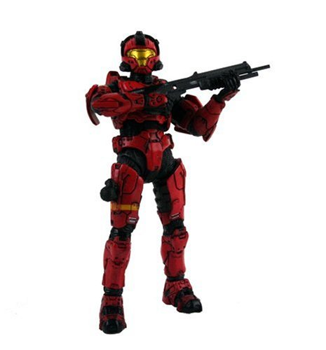 Halo 3 Series 2 Spartan Soldier CQB