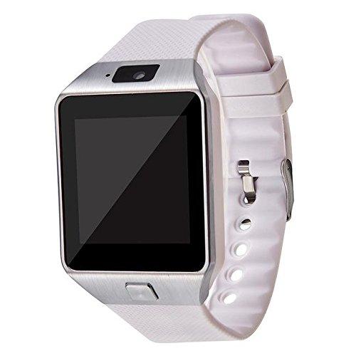 Amazon.com: Smartwatch DZ09 Smart Watch Men Women with ...