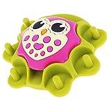 Baosity Cartoon Owl Design Sewing Caddy Pin Cushion for Holder Bobbins Scissors Pins