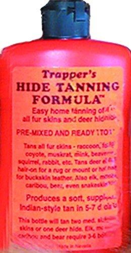 Dark Tanning Formula - Trapper's Hide Tanning Formula