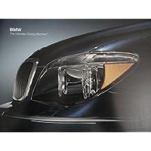 2006 BMW 750 i / 750 Li / 760 i / 760 Li / 650 i / M5 / 525i / 525xi / 530i / 530xi / 550i / M3 / 325i / 325xi / 330i / 330xi / 325ci / 330ci / Z4 / X5 / X3 Sales Brochure