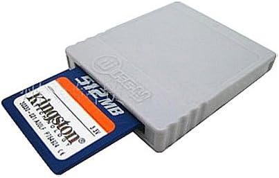 Amazon com: Nintendo Wii Key SD Card Adapter (SD Card NOT
