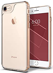 Caseology Waterfall Series iPhone 7 / 8 Cover Case with Clear Slim Protective for Apple iPhone 7 (2016) / iPhone 8 (2017) - Clear