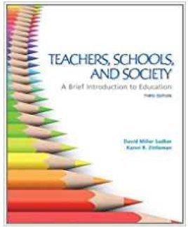 TEACHERS,SCHOOLS,+SOCIETY (TEX