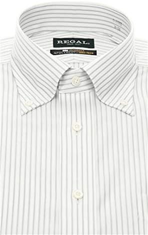 (リーガル)REGAL オールシーズン用 ボタンダウンスタンダードワイシャツ【NON IRONMAX】 DJD582