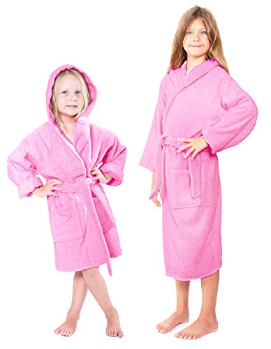 terry cloth robe kids - 9