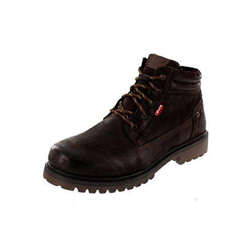 Levis Schuhe - Stivali Watsonville Mid 222711-833 - Marrone