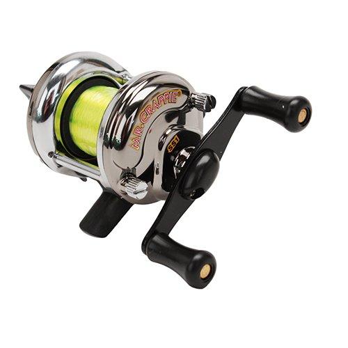 (Lews Fishing Mr. Crappie Slab Shaker Reel SS1)