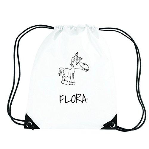 JOllipets FLORA Turnbeutel Sport Tasche PGYM5365 Design: Pferd