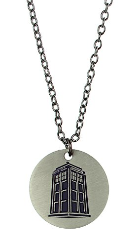 [Doctor Who Bigger On The Inside Necklace] (Matt Smith Costume)
