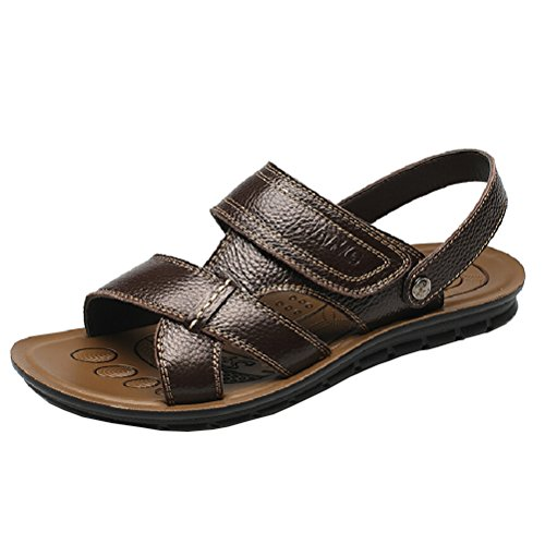 Jazlyn Mens Cacual Leather Sandals product image