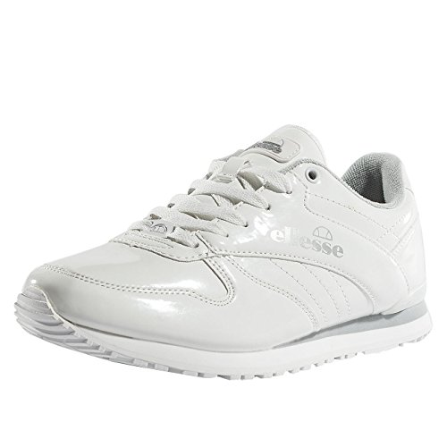 Ellesse Damen Schuhe / Sneaker Heritage City Runner Metallic Runner White