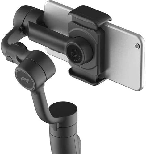 Etc Fv share App Centralize Control Bluetooth Microphone OFFICAL: 424.558.3867Freevision Vilta-Se 3-Axis Handheld Stabilizer Gimbal for iPhone /& Android Intellectrace w//Zoom Gear U.S Time Graph