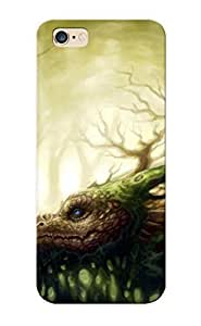 1144a964059 Downturnvver Girl And Dragon Durable Iphone 6 Plus Tpu Flexible Soft Case With Design by icecream design
