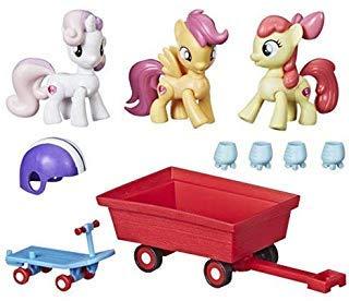 My Little Pony Cruising Cutie Mark Crusaders (My Little Pony Cuties)
