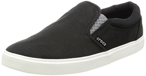 Crocs Mens CitiLane Slip Sneaker