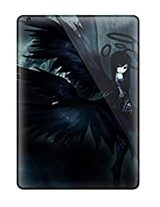 Nannette J. Arroyo's Shop halo shiroganeusagi Anime Pop Culture Hard Plastic iPad Air cases 6584004K703616664