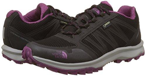 Face Multicolore tnf Purple Sneakers Gore Litewave The Black amaranth Basses North Fastpack Femme tex n6xz5qRTv
