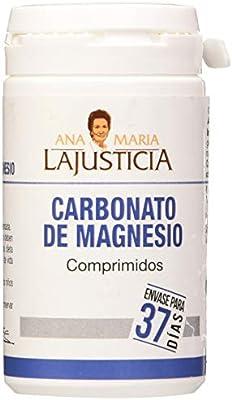 Carbonato Magnesio 75 comprimidos de Ana Maria Lajusticia: Amazon ...