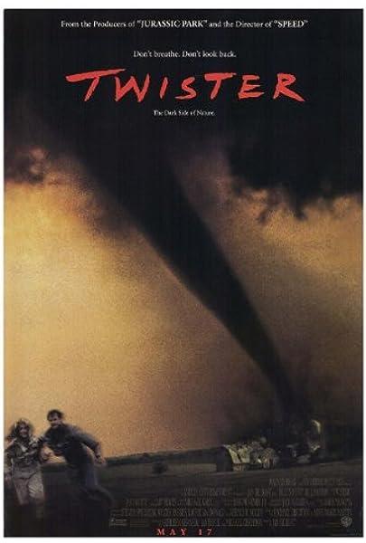 Amazon Com Twister Helen Hunt Bill Paxton Movie Poster Prints Posters Prints