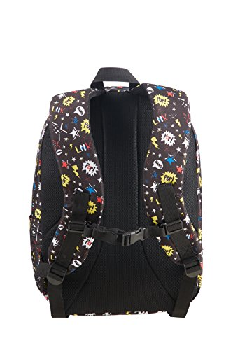 Multicolour 1 Pop Rucksack Lifestyle American Groove Liter Floral 23 Black Urban Blue Tourister IffqUxvA