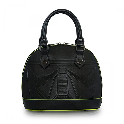 Loungefly x Star Wars: Rogue One Death Trooper Mini Dome (Darth Vader Purse)