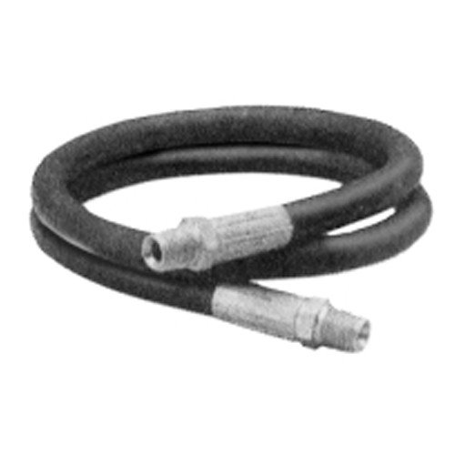 2-Wire Hose Assembly: 1/2'' Inner Diameter(ID), 3000 PSI Working Pressure, 24'' Length, 2 Lbs. Load, 482025