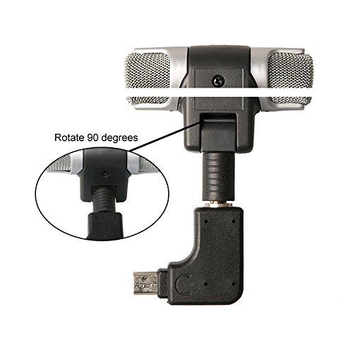 Incluye tapa de objetivo soporte de liberaci/ón r/ápida y tornillo de mariposa adaptador para GoPro Hero 4/3/3/+ micros2u GoPro micr/ófono con protecci/ón en los bordes marco caso Kit de montaje