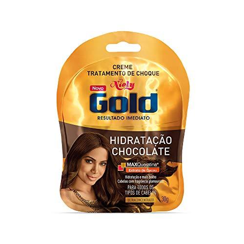 Sachê Tratamento Choque Chocolate Niely