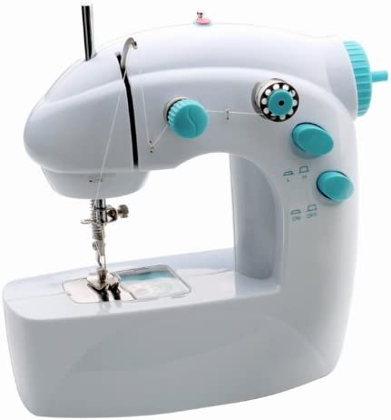 2 velocidad portátil MINI máquina de coser - diseño de MINI - Con ...